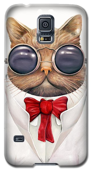 Astro Cat Galaxy S5 Case