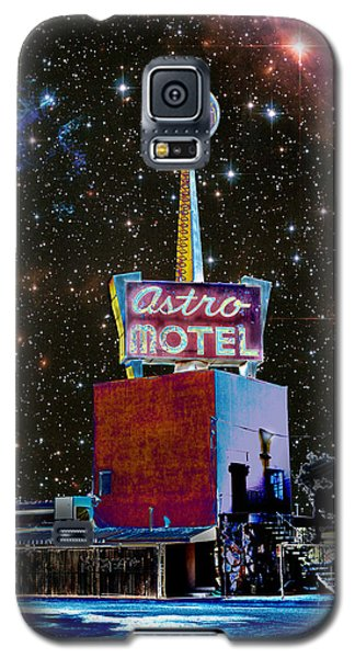 Galaxy S5 Case featuring the photograph Astro Motel by Jim and Emily Bush