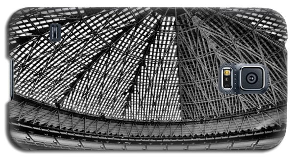 Galaxy S5 Case featuring the photograph Astrodome 8 by Benjamin Yeager