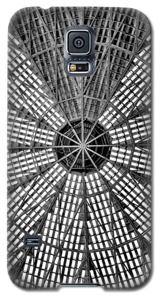 Galaxy S5 Case featuring the photograph Astrodome 9 by Benjamin Yeager