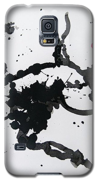 Asymmetry Inspires Grace Galaxy S5 Case by Roberto Prusso