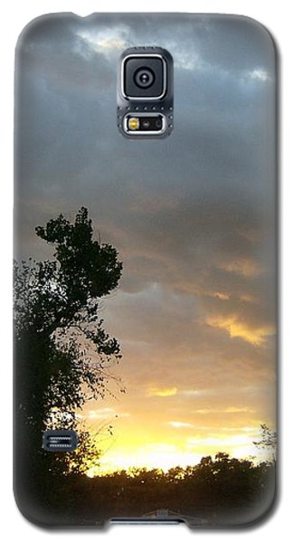 Galaxy S5 Case featuring the photograph At Daybreak by Skyler Tipton