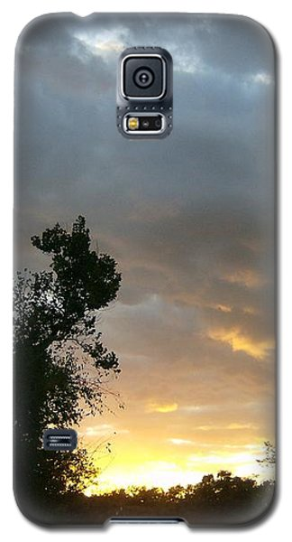At Daybreak Galaxy S5 Case by Skyler Tipton