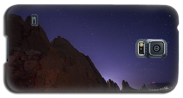 At Night Galaxy S5 Case