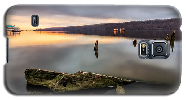 At Peace Galaxy S5 Case by Anthony Fields
