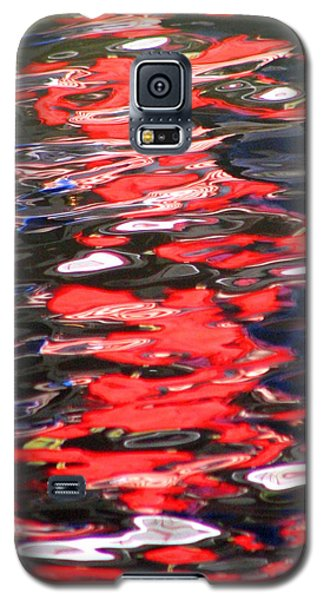 Galaxy S5 Case featuring the photograph At Peace by David Dunham