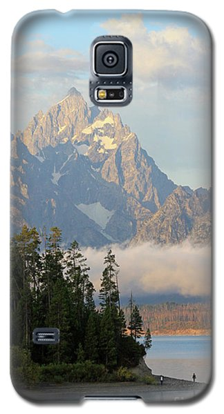 At Peace Galaxy S5 Case
