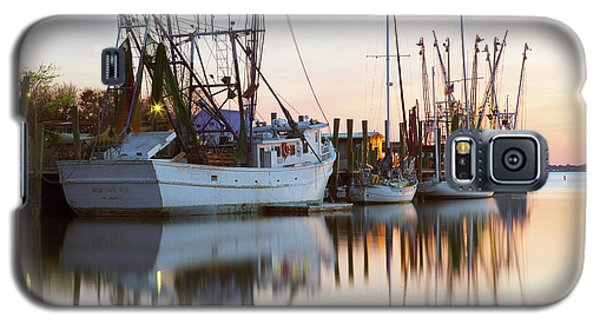 At Rest - Shem Creek Galaxy S5 Case