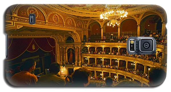 At The Budapest Opera House Galaxy S5 Case by Madeline Ellis