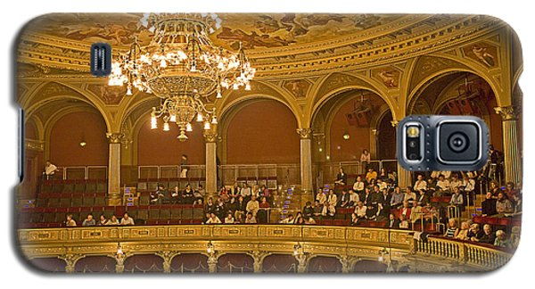 At The Budapest Opera Galaxy S5 Case by Madeline Ellis