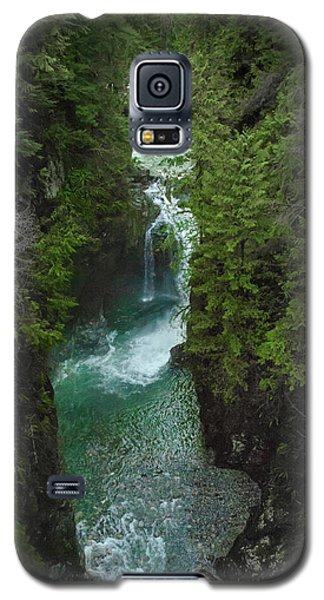 Wonderful Waterfall Galaxy S5 Case