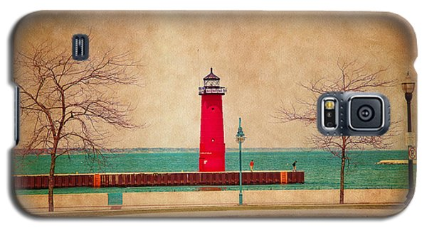 At The Harbor Galaxy S5 Case