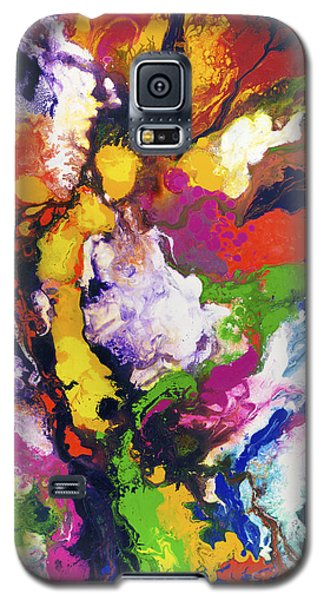 At The Heart Of It Galaxy S5 Case