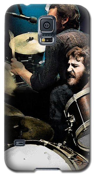 At The Helm  Levon Helm  Galaxy S5 Case