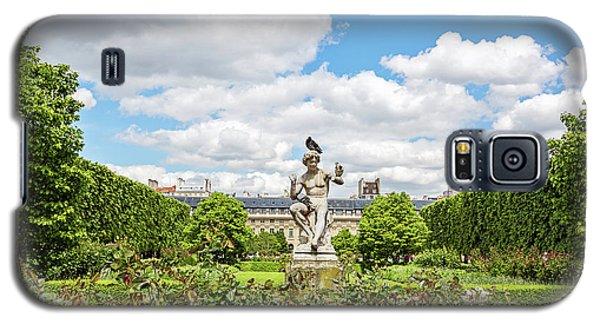 At The Palais Royal Gardens Galaxy S5 Case by Melanie Alexandra Price