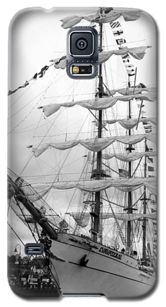 At The Pier Galaxy S5 Case