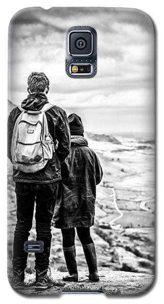 On The Edge Galaxy S5 Case