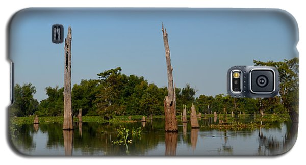 Atchafalaya Basin 18 Galaxy S5 Case by Maggy Marsh