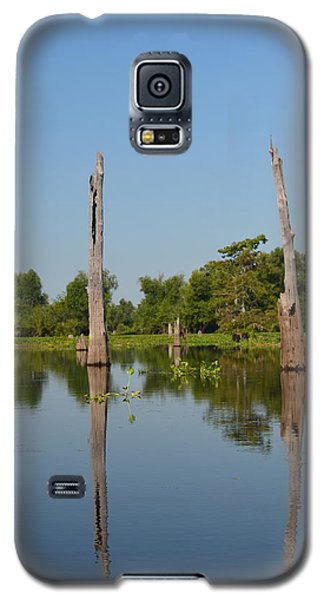Atchafalaya Basin 19 Galaxy S5 Case by Maggy Marsh