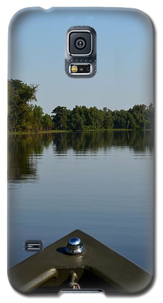 Atchafalaya Basin 6 Galaxy S5 Case by Maggy Marsh