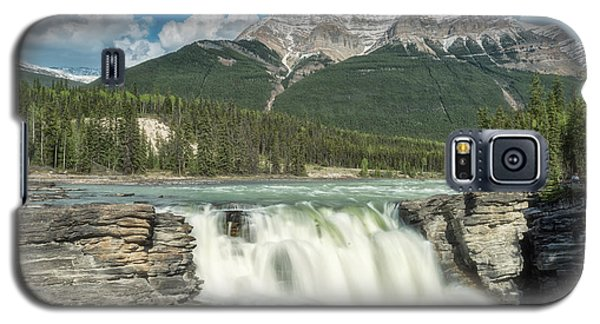 Athabasca Falls Galaxy S5 Case