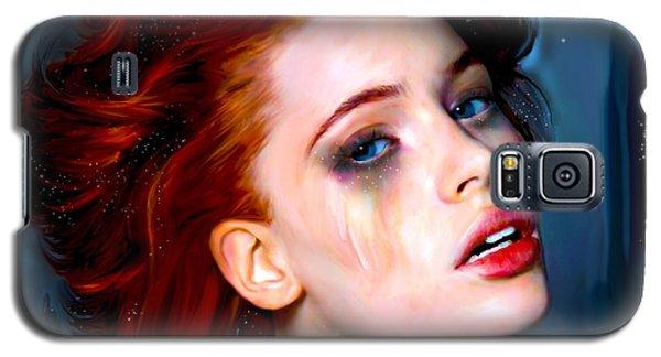 Athena Girl Galaxy S5 Case