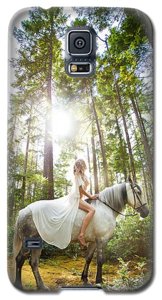 Athena's Clearing Galaxy S5 Case by Dario Infini