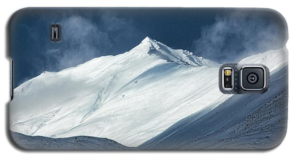 Atigun Pass In Brooks Range Galaxy S5 Case
