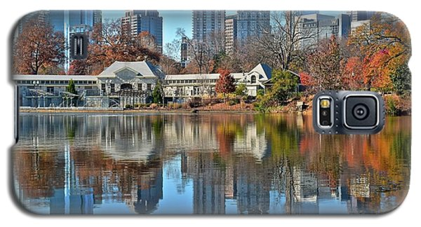 Atlanta Reflected Galaxy S5 Case by Frozen in Time Fine Art Photography