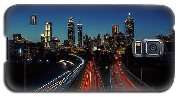 Atlanta Skyline 1 Galaxy S5 Case