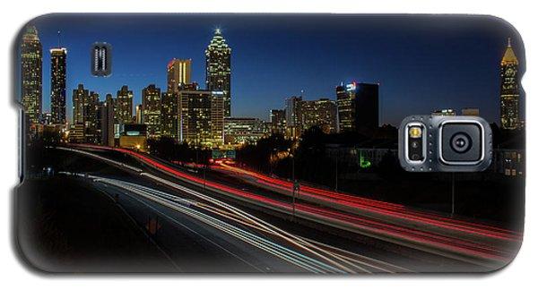 Atlanta Skyline 2 Galaxy S5 Case