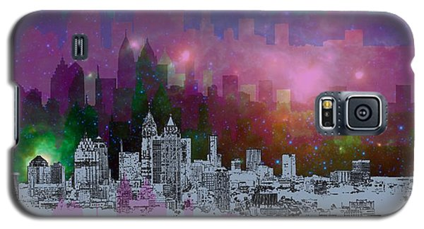 Atlanta Skyline 7 Galaxy S5 Case