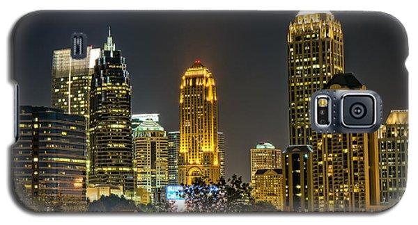 Atlanta Skyscrapers  Galaxy S5 Case by Anna Rumiantseva