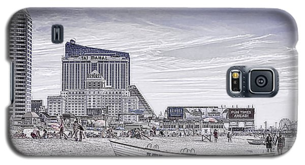 Atlantic City Galaxy S5 Case