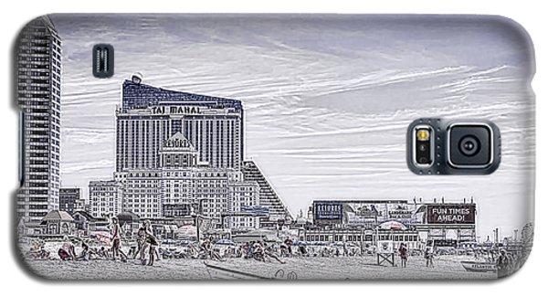 Atlantic City Galaxy S5 Case