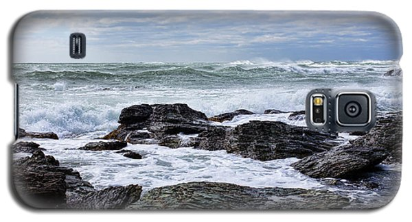 Galaxy S5 Case featuring the photograph Atlantic Scenery by Andrew Pacheco