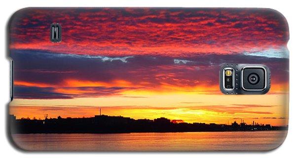 Atlantic Sunrise Galaxy S5 Case