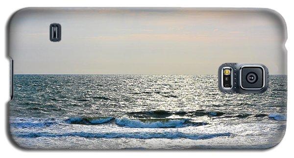 Atlantic Sunrise - Sandbridge Virginia Galaxy S5 Case