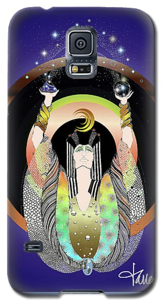 Atlantis - Copper Ring Energy Alchemy Galaxy S5 Case