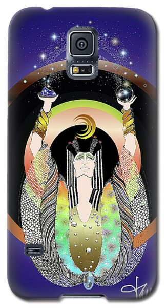 Atlantis - Copper Ring Energy Alchemy Galaxy S5 Case