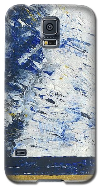 Atmospheric Conditions, Panel 1 Of 3 Galaxy S5 Case