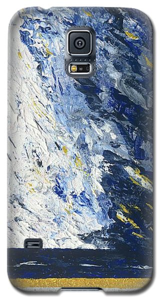 Atmospheric Conditions, Panel 2 Of 3 Galaxy S5 Case