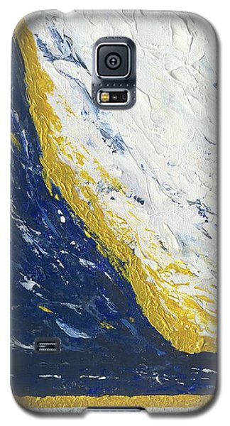 Atmospheric Conditions, Panel 3 Of 3 Galaxy S5 Case