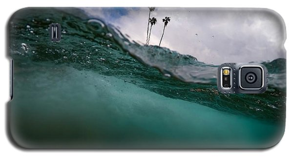 Galaxy S5 Case featuring the photograph Atmospheric Pressure by Sean Foster