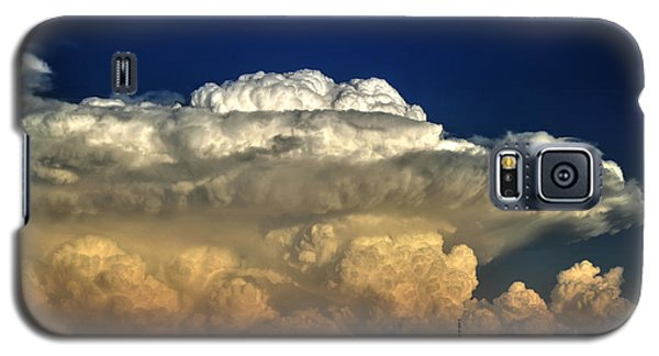 Atomic Supercell Galaxy S5 Case by James Menzies