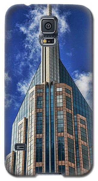 Galaxy S5 Case featuring the photograph Att Nashville by Stephen Stookey