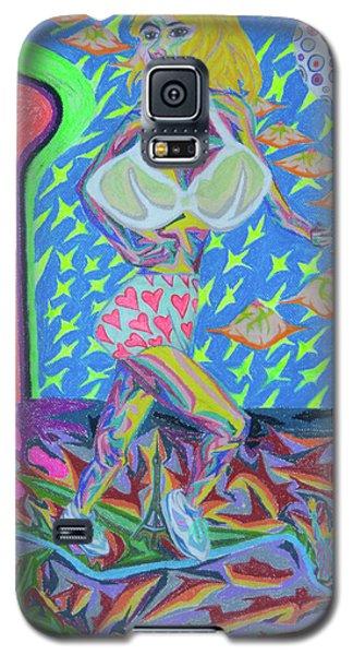 Attaque Des Bombes Sexuelles Galaxy S5 Case