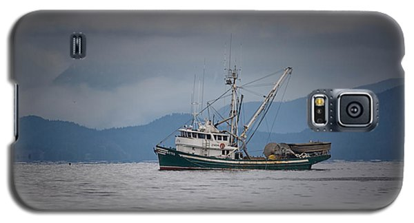 Galaxy S5 Case featuring the photograph Attu Off Madrona by Randy Hall