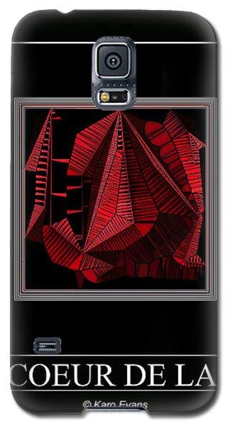 Au Coeur De La Vie Galaxy S5 Case