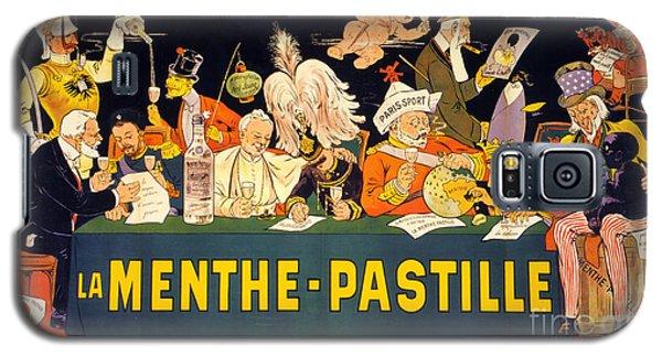 Au Tribunal De La Haye La Menthe Pastille Vintage Galaxy S5 Case